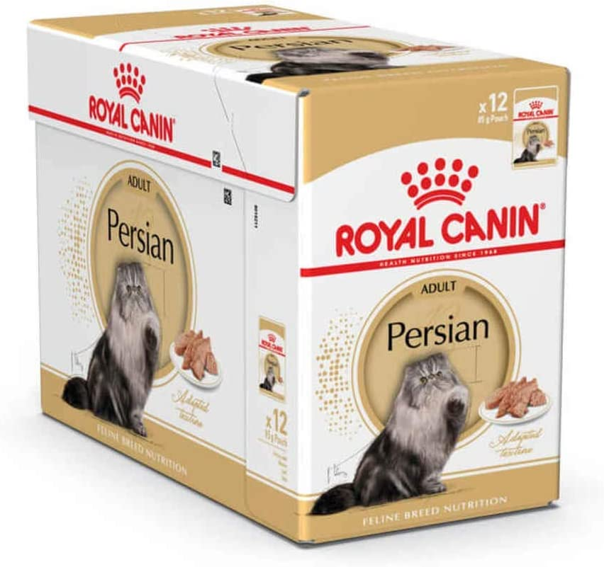 Royal Canin Adult persa 12 x 85gr loaf-mousse