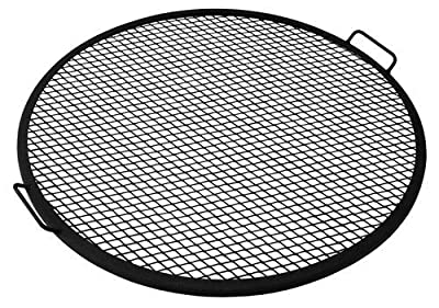 Sunnydaze X-Marks Fire Pit Cooking Grill - Multiple from Sunnydaze Decor
