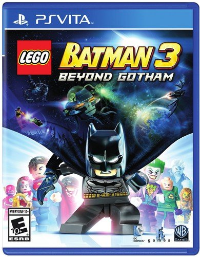 LEGO Batman 3: Beyond Gotham - PlayStation Vita by Warner Home Video - Games