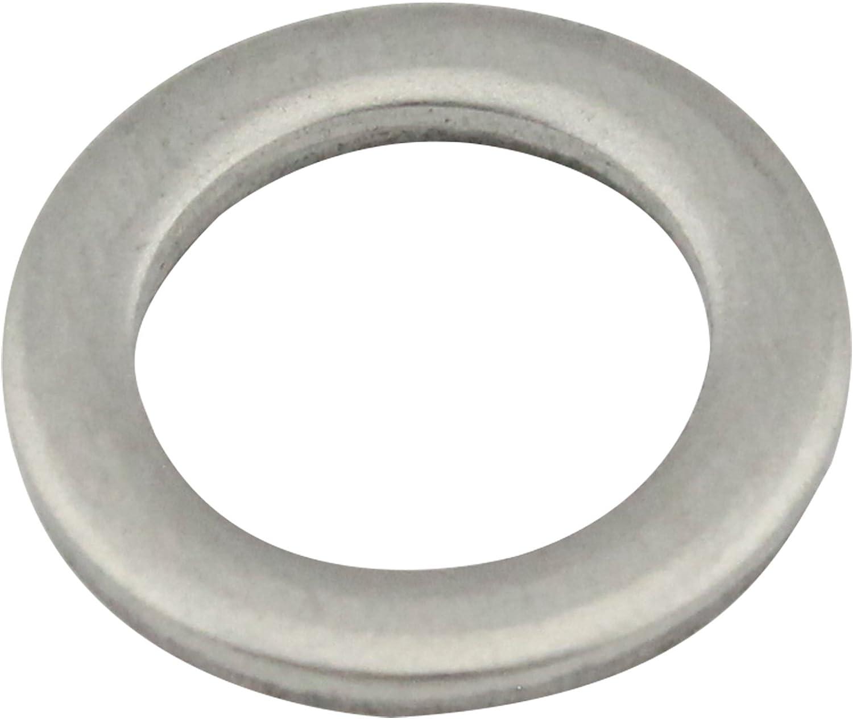 DIN 433 40 St/ück - SC433 SC-Normteile/® - M5 V2A Edelstahl A2 Unterlegscheiben f/ür Zylinderschrauben 5,3 mm - Beilagscheiben//Scheiben