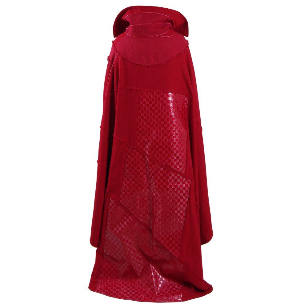 Umhang M Yewei Film Doctor Blau Robe und Rot Umhang Kostüm Herren Halloween Kostüm Outfit