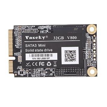 Baoblaze 1x mSATA Unidad SSD Interfaz mSATA Unidad de Disco sólido ...