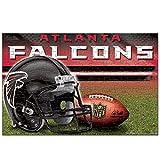 WinCraft NFL Atlanta Falcons Puzzle (150 Piece), 11'' x 17''