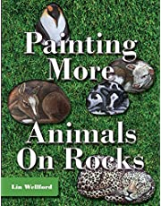 Painting More Animals on Rocks (Latest Edition)