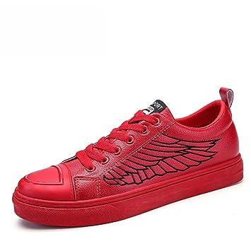Schuhe Rot Geist Plate Herrenschuhe Xiaolin Gemeinschaft dxBrCeo