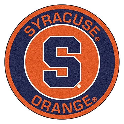 - FANMATS 18638 Syracuse University Roundel Mat