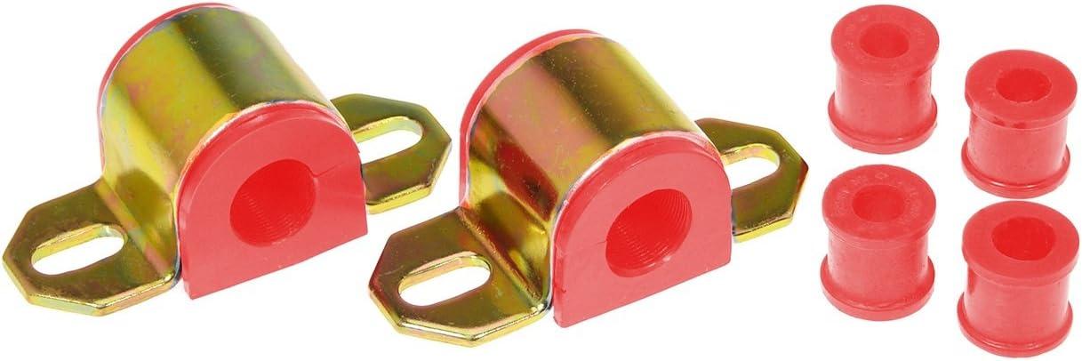 Prothane 18-1105 Red 22 mm Front Sway Bar Bushing Kit