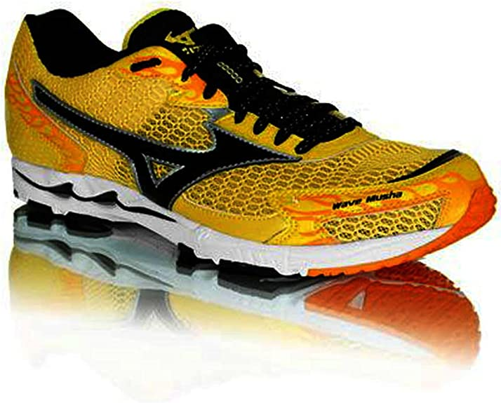 Mizuno - Zapatillas de Running para Hombre Amarillo Amarillo ...
