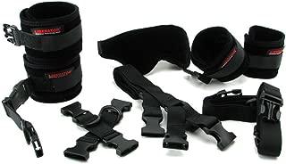 product image for Liberator Bed Buckler, Black Microfiber