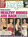 Jennifer Lopez, Catherine Zeta-Jones, Charlize Theron, Drew Barrymore, John Phillips - April 2, 2001 People Weekly Magazine