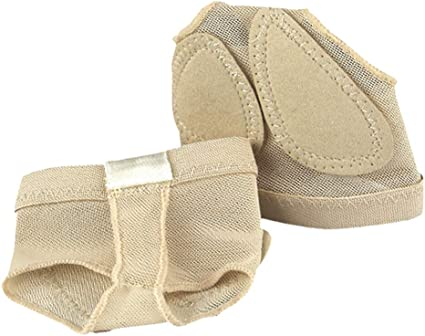 Strings Pied Ballet Belly Danse Chaussures Lanieres Danse Boule de lavant-Pied Coussin