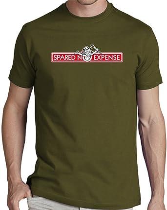 latostadora Camiseta Hermanos Parker jurásico (Variante 2) - Camiseta Hombre clásica, Army Talla L: claygrahamart: Amazon.es: Ropa y accesorios