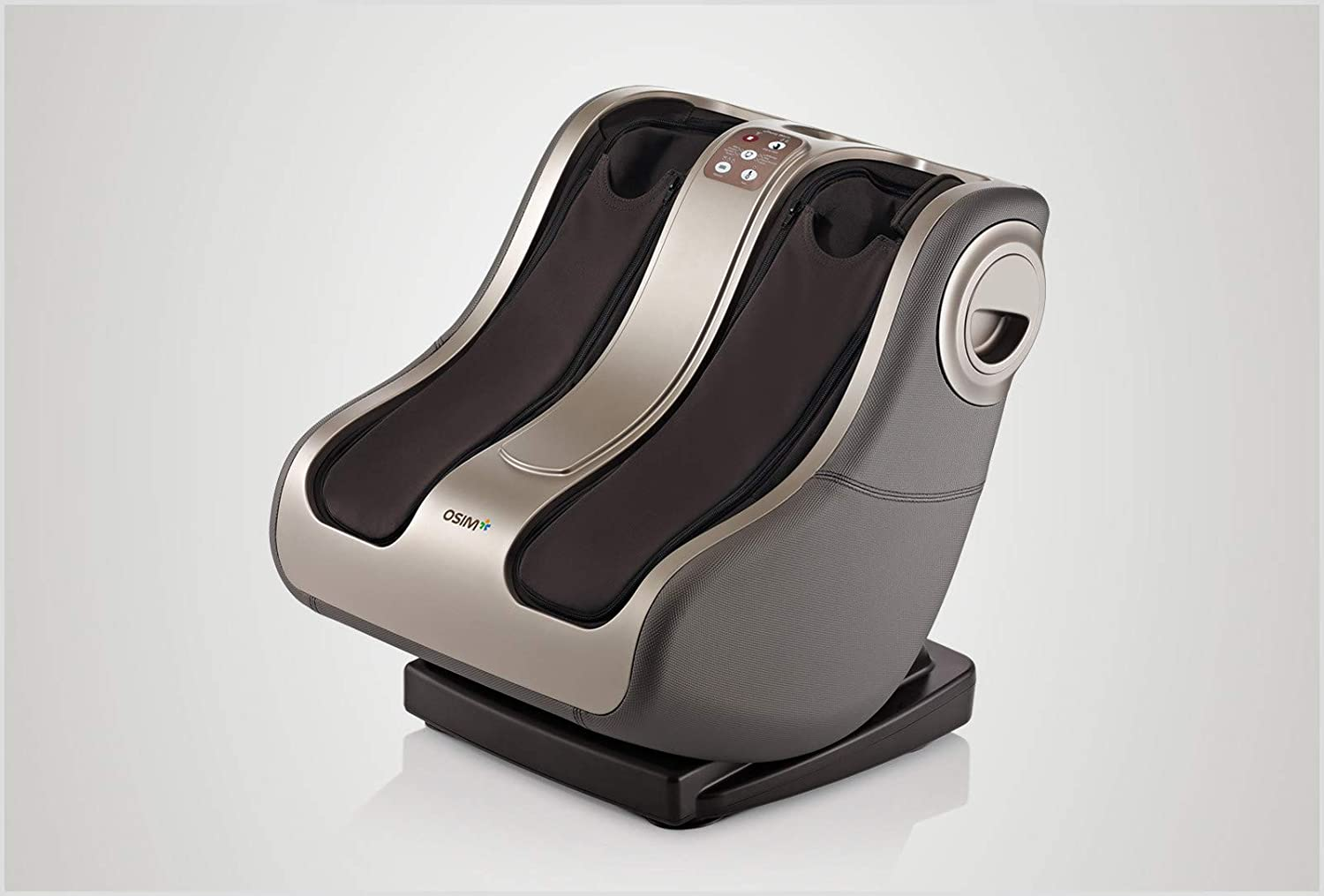 Amazon.com: OSIM uPhoria Warm 5-in-1 Deep-Tissue Shiatsu Foot and Calf Massager with Heat Therapy | Electric Power Kneading and Reflexology | Strongest Foot Massager | Improve Blood Circulation and Stress Relief: Health