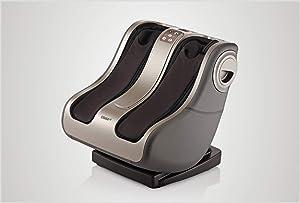 OSIM uPhoria Warm 5-in-1 Deep-Tissue Shiatsu Foot and Calf Massager with Heat Therapy