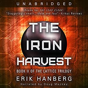 The Iron Harvest Audiobook
