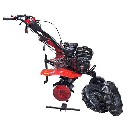 Motoazada Ducati 7000 212cc 7 hp Con Ruedas y Fresa: Amazon ...