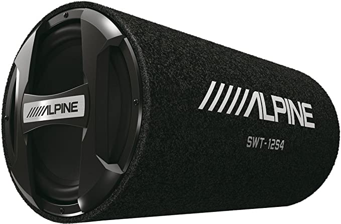 Amazon.com: Alpine SWT-12S4 Car Speakers: Home Audio & Theater