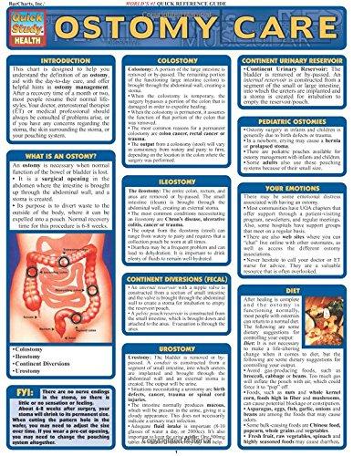 Ostomy Care (Quick Study Health)