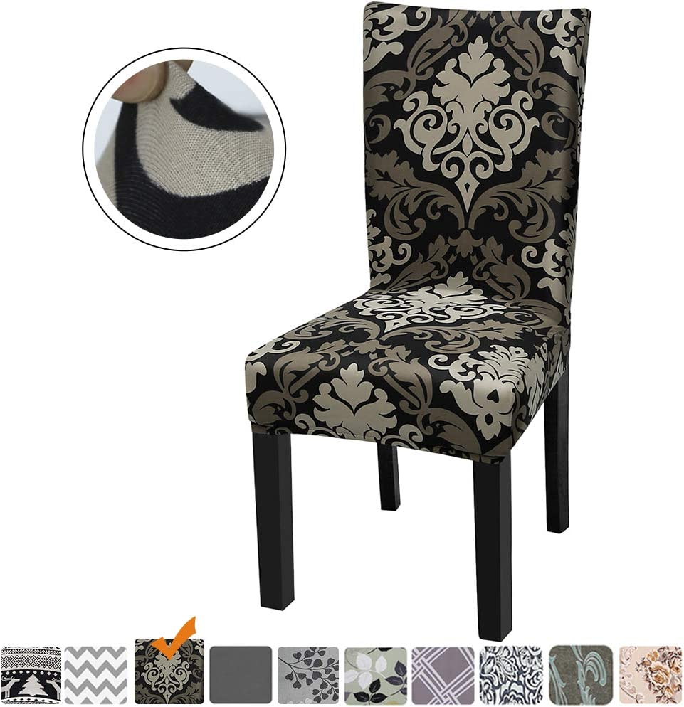 amazon co uk dining chair slipcovers home kitchen rh amazon co uk