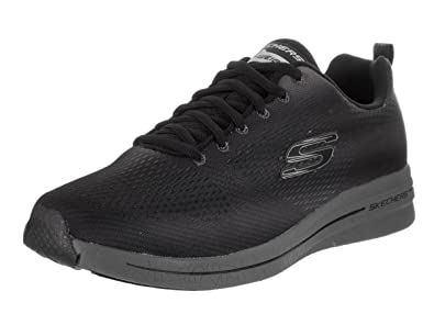 Skechers Men's Burst 2.0-Debore Black/Charcoal Training Shoe 9.5 Men US