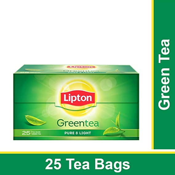 Green Tea - Pure & Light