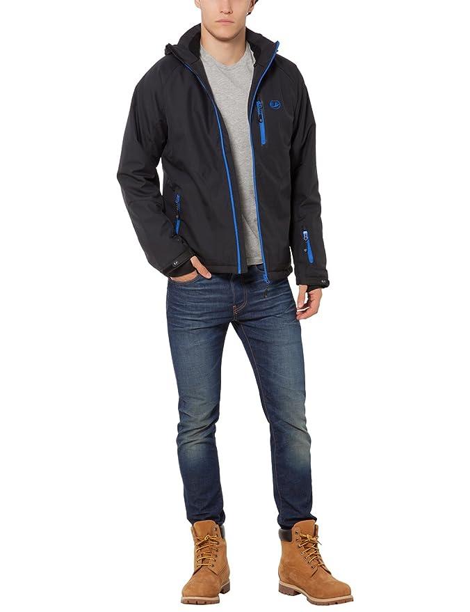Amazon.com : Ultega Mens Soft Shell Everest Jacket with UF 10.000 : Sports & Outdoors