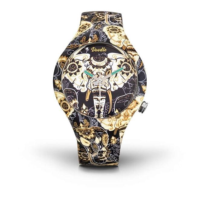 Doodle Watch? Door002 - Reloj De Pulsera (Correa D...