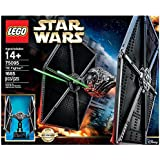 LEGO Star Wars TIE Fighter 75095 UCS Expert build