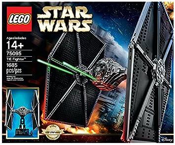Lego Star Wars Tie Fighter 75095 Ucs Expert Build Amazoncomau