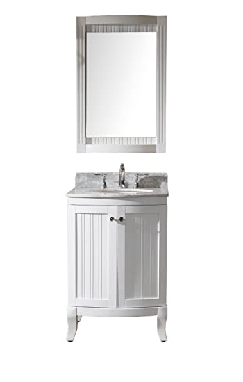virtu usa khaleesi 24inch single bathroom vanity