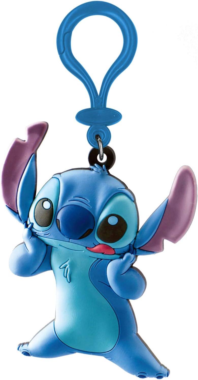 Disney Stitch Soft Touch PVC Key Ring