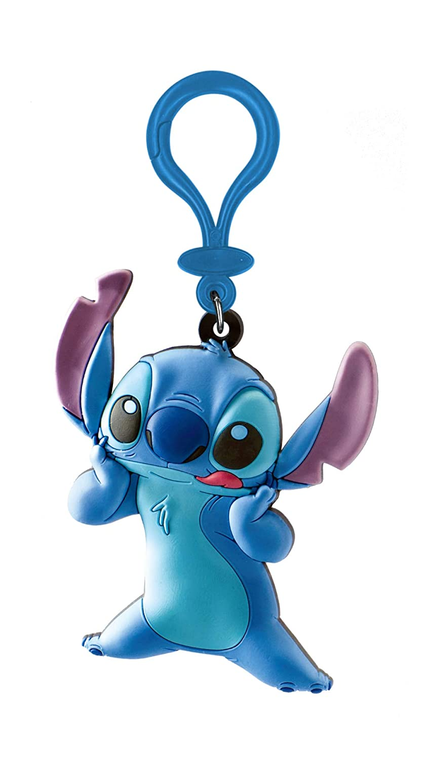 Disney Stitch Soft Touch PVC Key Ring