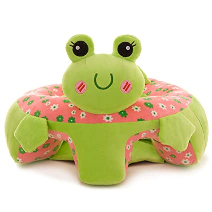 Amazon.com: Sofá infantil bonito bebé silla de aprendizaje ...