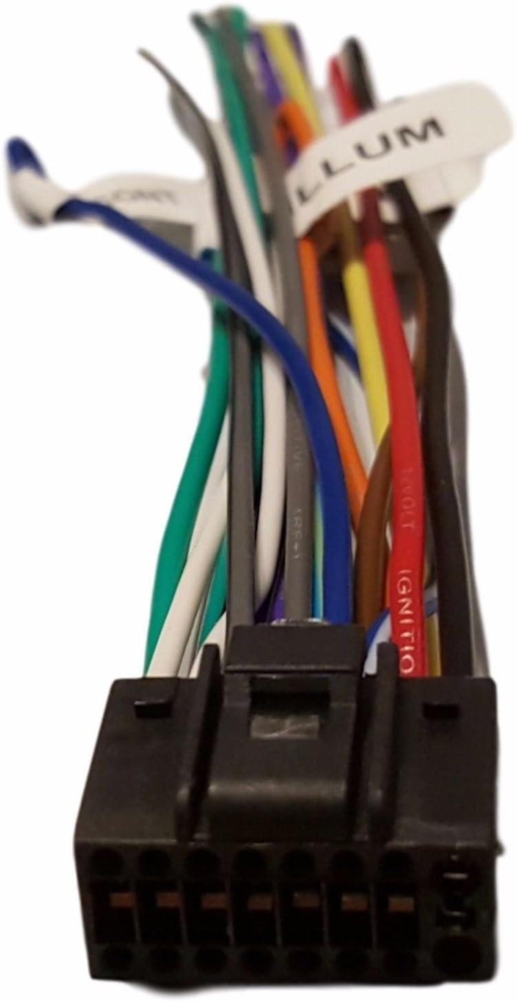 Wire Harness for Kenwood DDX9702S DDX9902S DNN770HD DNN990HD DNN991HD DNN992