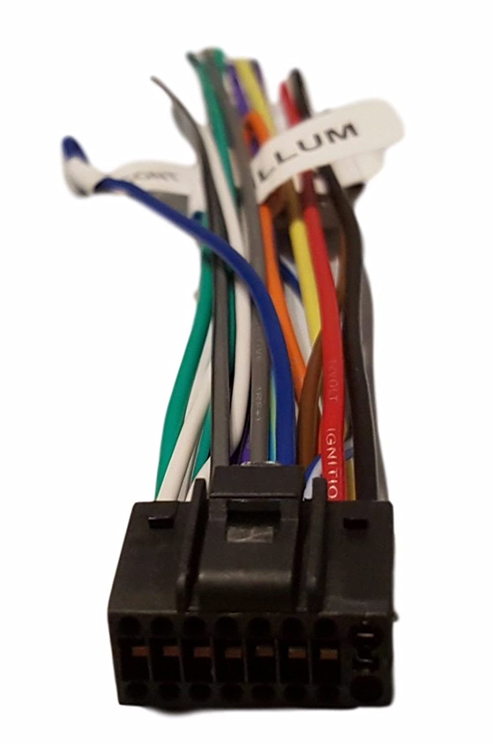 Amazon.com: Wire harness for Kenwood DNX691HD DNX692 DNX771HD DNX772BH  DNX890HD DNX891HD DNX: Home Audio & Theater