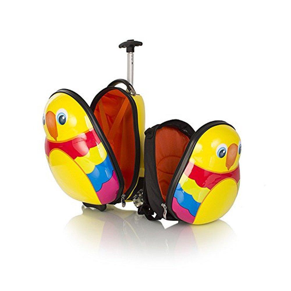 Heys Parrot Travel Tots - Lightweight 2pc. Kids Luggage & Backpack Set by Heys (Image #3)