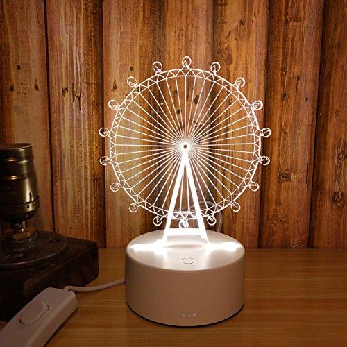 Ferris Wheel Led Lighting in US - 3