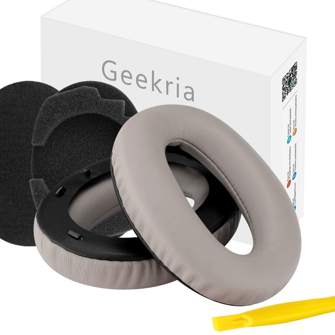 Almohadillas Para Auriculares Sony Wh1000xm2 Mdr-1000 [geekria-7svyg6xf]