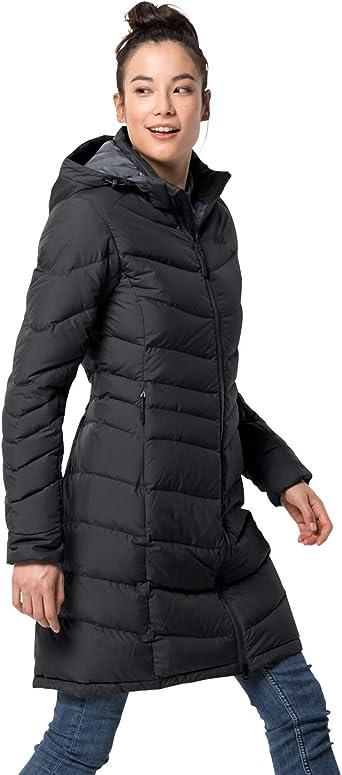 jack wolfskin damen selenium coat mantel idealo