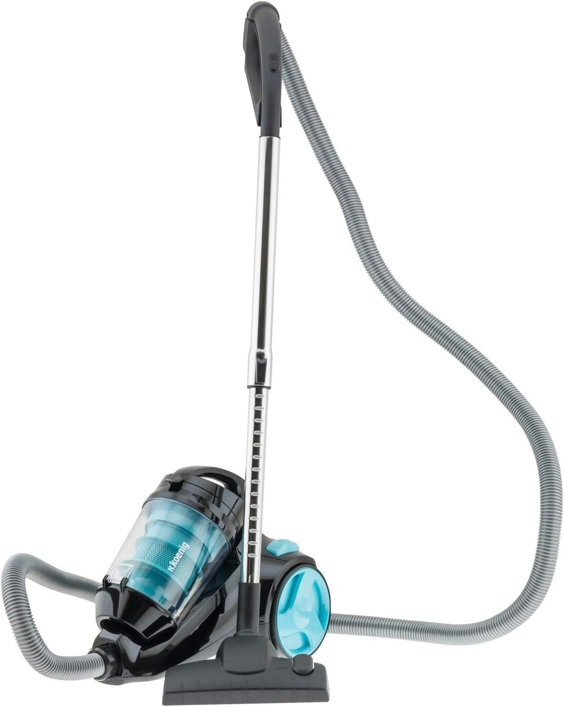 H.Koenig SLC85 - Aspirador sin bolsa multiciclónico silencioso + ...