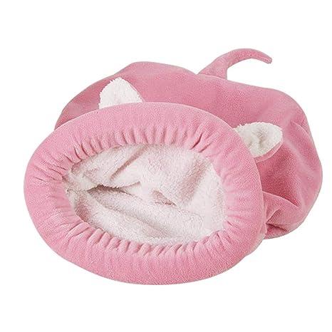 Sheep-H Mascotas Nest, Desmontable Schöne creativos Perros hogar, para Perros Gato Cueva