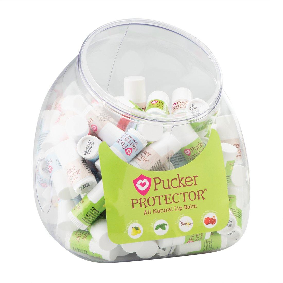 Pucker Protector Naturals Lip Balm - Lip Care Products - 120 per Pack