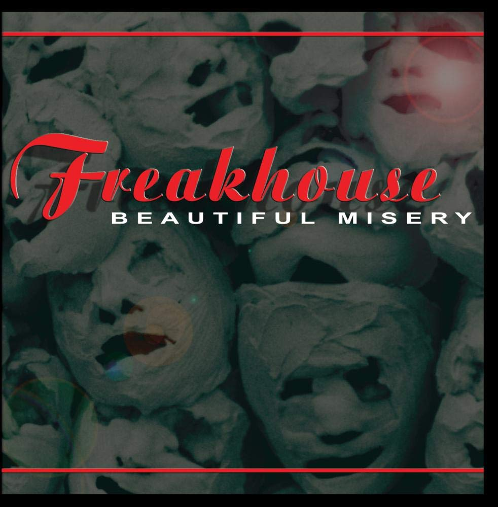 Freakhouse Fashionable Beautiful Misery Easy-to-use