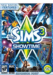 Sims 3 Showtime  [Mac Download]
