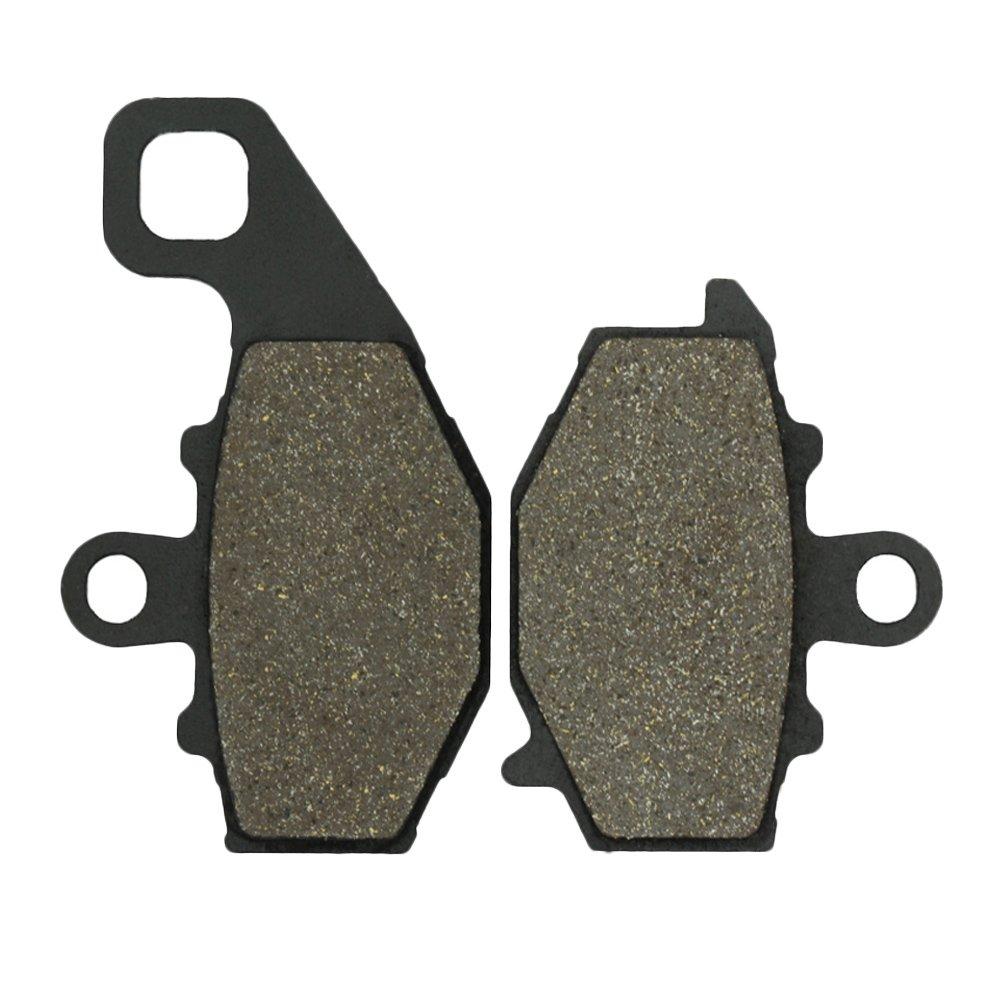 Cyleto Plaquettes de frein arrière pour Kawasaki Zx6r Zx-6r ZX 6001995–20052007–2015/Zx6rr Zx600200320042005/Zx6r ZX 6362002200320042005