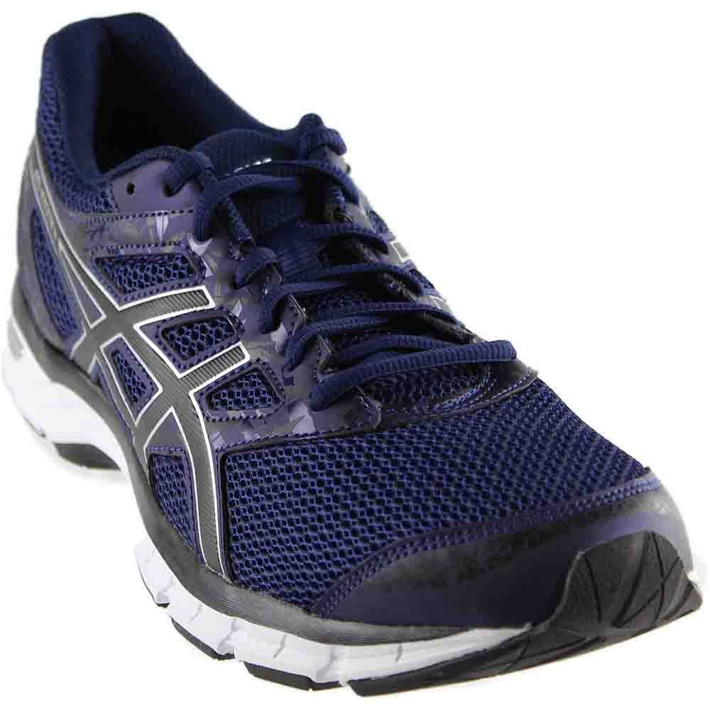 ASICS Men's Gel-Excite 4 Running Shoe B01MTBDMPQ 11.5 D(M) US|Blue/Black/Silver