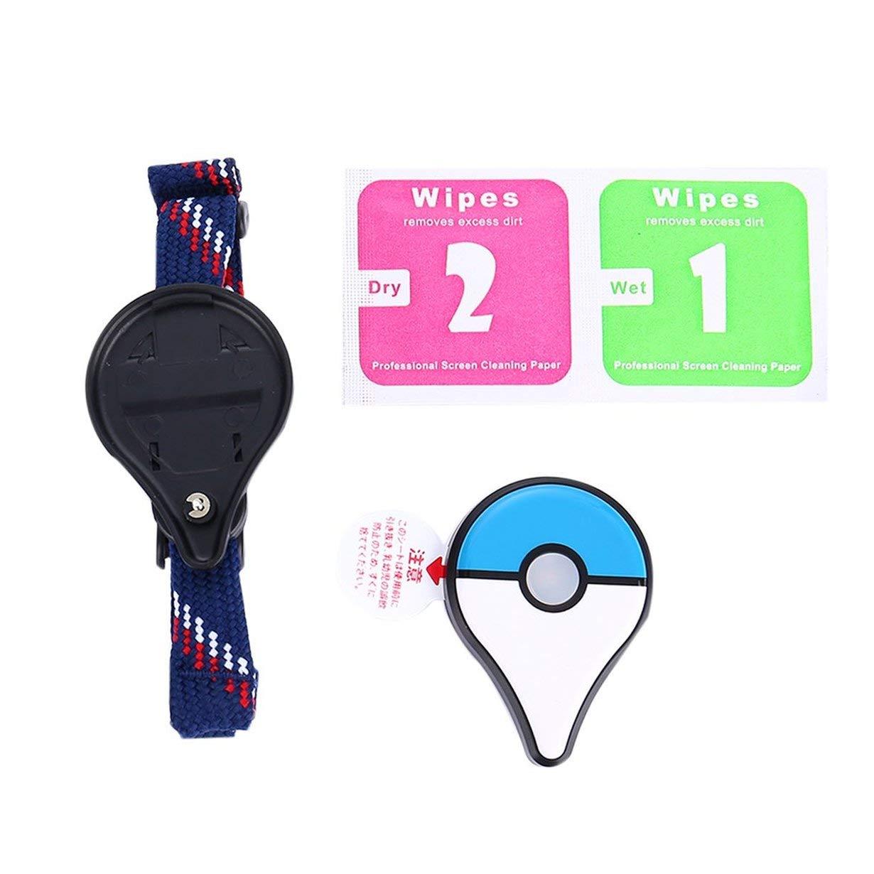 Intelligente Bluetooth Armband für Pokemon GO Plus Armband Armband Gerät für IOS für Android Interaktive Figur Spielzeug Uniqueheart