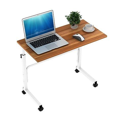 Soporte del Ordenador Portátil, Altura Ajustable del Sofá Mesa Auxiliar Mesa De Escritorio del Ordenador