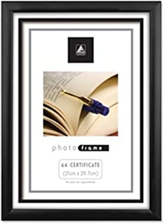 Box Of 12 Black A4 Certificate Photo Frames By Living Images Amazon