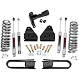 Rough Country - 562.20-3-inch Series II Suspension Lift Kit w/Premium N3 Shocks for Ford: 11-16 F250 Super Duty 4WD